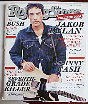 Rolling Stone Magazine October 26, 2000 Jakob Dylan (Image1)