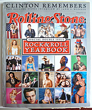 Rolling Stone December 28, 2000-January 4, 2001       (Image1)