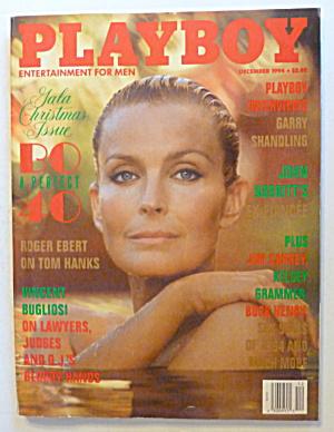 Playboy Magazine-December 1994-Elisa Bridges  (Image1)