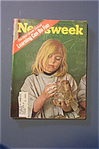 Newsweek Magazine - May 3, 1971 - Learning Can Be Fun (Image1)