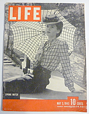 Life Magazine-May 3, 1943-Spring Match (Image1)