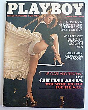 Playboy Magazine-March 1979-Denise Mc Connell (Image1)