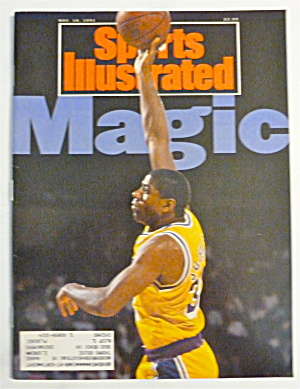 Sports Illustrated Magazine November 18, 1991 Magic (Image1)