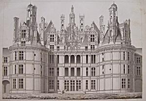 Chateau De Chambord (Image1)