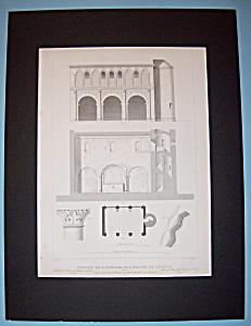 Porche De L'Atrium De L'Eglise De Lorsch (Image1)