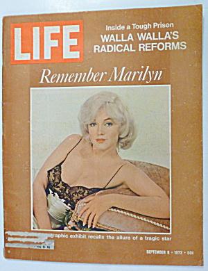 Life Magazine-September 8, 1972-Marilyn Monroe (Image1)