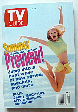 Tv Guide-june 8-14, 1996-summer Preview