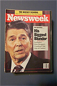 Newsweek Magazine - December 1, 1986 (Image1)