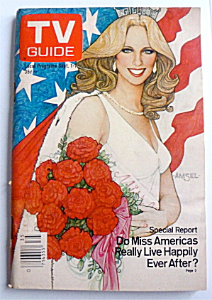 TV Guide-September 1-7, 1979-Miss America  (Image1)