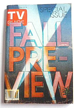 Tv Guide-september 8-14, 1979-fall Preview