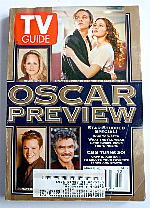 TV Guide-March 21-27, 1998-Oscar Preview  (Image1)