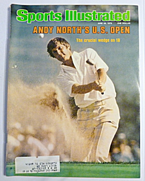 Sports Illustrated Magazine-june 26, 1978-andy North