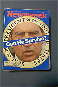 Newsweek Magazine - November 5, 1973