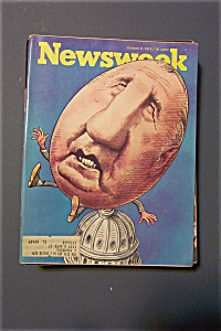 Newsweek Magazine - October  8,  1973 (Image1)