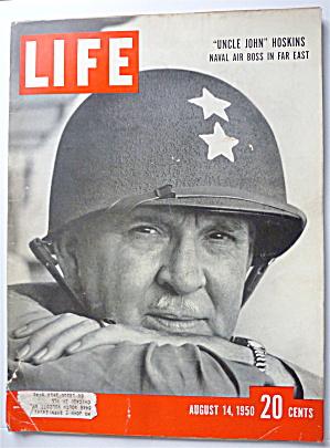 Life Magazine August 14, 1950 Uncle John Hoskins  (Image1)
