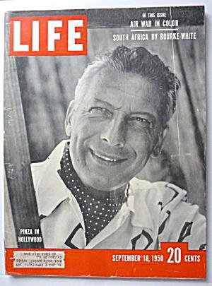 Life Magazine-September 18, 1950-Pinza In Hollywood (Image1)