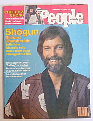 People Magazine September 22, 1980 Richard Chamberlain (Image1)