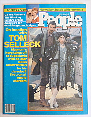 People Magazine May 3, 1982 Tom Selleck (Image1)