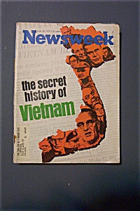 Newsweek Magazine - June 28, 1971