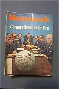 Newsweek Magazine - May 24, 1971