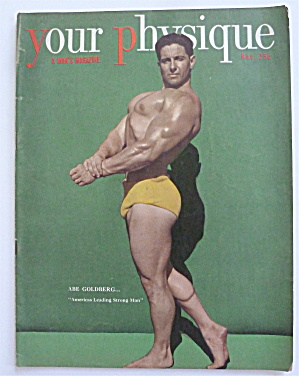 Your Physique Magazine November 1949 Abe Goldberg (Image1)