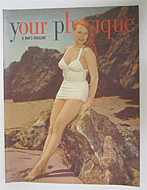 Your Physique Magazine October 1949 Val Njord (Image1)