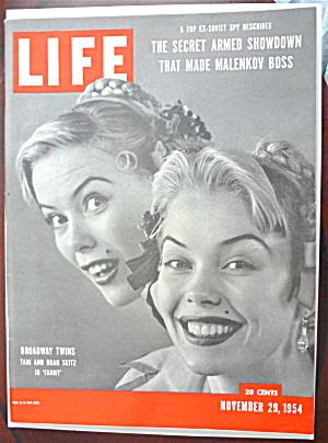 LIFE MAGAZINE NOVEMBER 29 TH 1963 JOHN F KENNEDY