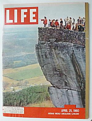 Life Magazine-April 25, 1960-Lover's Leap (Image1)