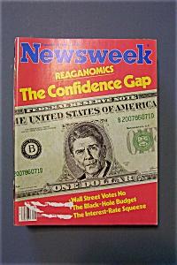 Newsweek Magazine - September  21, 1981 (Image1)