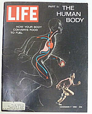Life Magazine-december 7, 1962-part Ii: The Human Body