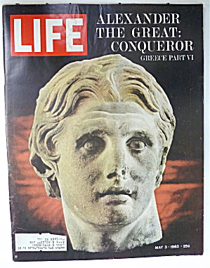 Life Magazine-May 3, 1963-Alexander The Great (Image1)