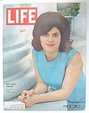 Life Magazine-May 15, 1964-Luci Baines Johnson (Image1)