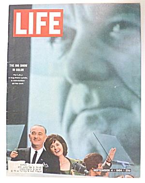 Life Magazine-September 4, 1964-L.B.J. & Lynda (Image1)