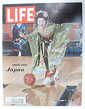 Life Magazine-september 11, 1964-special Issue: Japan