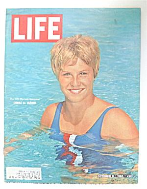 Life Magazine-October 9, 1964-Donna De Varona (Image1)