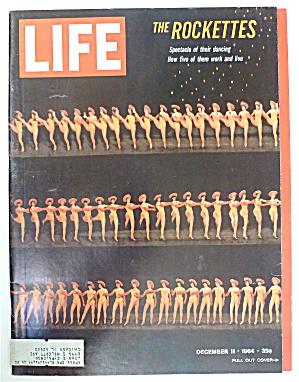 Life Magazine-December 11, 1964-The Rockettes (Image1)
