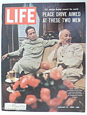 Life Magazine-January 14, 1966-Ho Chi Minh (Image1)