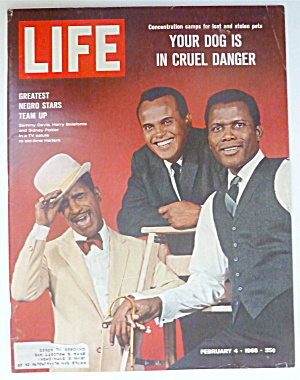 Life Magazine-February 4, 1966-Greatest Negro Stars (Image1)