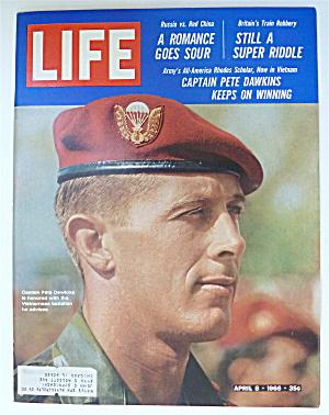 Life Magazine-April 8, 1966-Captain Pete Dawkins (Image1)
