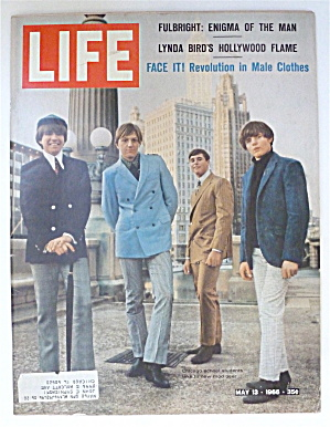 Life Magazine-may 13, 1966-chicago School Students