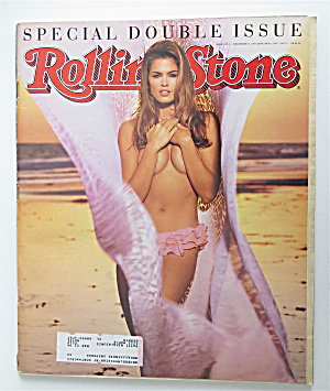 Rolling Stone Dec 23, 1993-jan 6, 1994 Cindy Crawford