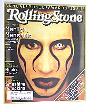Rolling Stone January 23, 1997 Marilyn Manson (Image1)