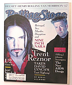 Rolling Stone March 6, 1997 Trent Reznor   (Image1)