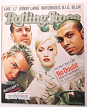 Rolling Stone May 1, 1997 No Doubt (Image1)
