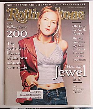 Rolling Stone May 15, 1997 Jewel  (Image1)