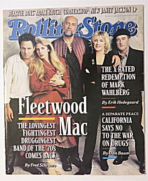 Rolling Stone October 30, 1997 Fleetwood Mac (Image1)