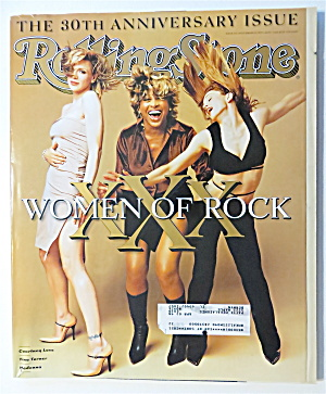 Rolling Stone November 13, 1997 Women Of Rock  (Image1)