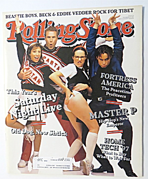 Rolling Stone November 27, 1997 Saturday Night Live