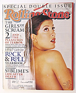 Rolling Stone Dec 25, 1997-jan 8, 1998-girls Of Scream