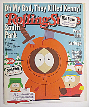 Rolling Stone February 19, 1998 South Park